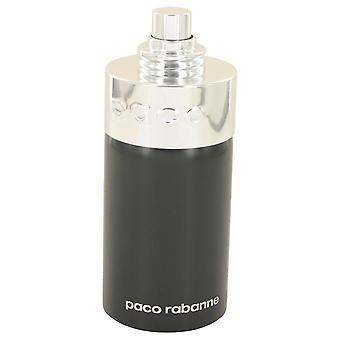 Paco Unisex Eau De Toilette Spray (Unisex Tester) von Paco Rabanne 3.4 oz Eau De Toilette Spray