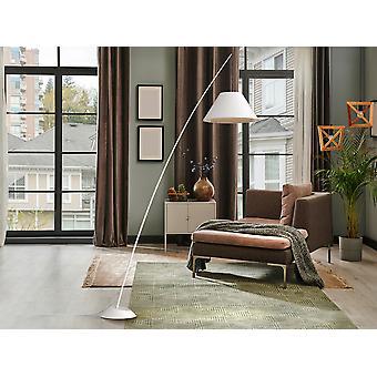 Floor Lamps Arc Floor Lamps, White, 1x E27