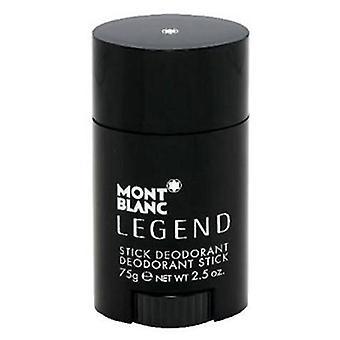 Montblanc Deodorant in Bar 75 gr