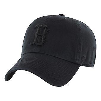 47 tuote merkin MLB Boston Red Sox Clean up Cap-musta