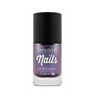 Beauty UK Chrome Nail Polish - Purple