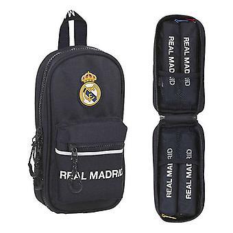 Rugzak Pencil Case Real Madrid C.F. Navy Blue