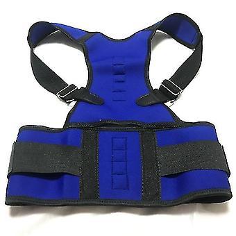 Magnetische Therapie Haltung Korrektor Brace Supporter Schulter Rücken gurt Männer Damen Hosenträger und Unterstützung Gürtel Schulterhaltung