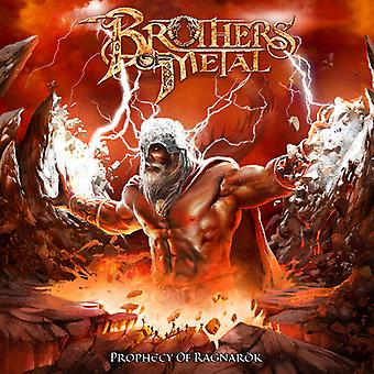 Brothers of Metal - Prophezeiung von Ragnarok [CD] USA Import