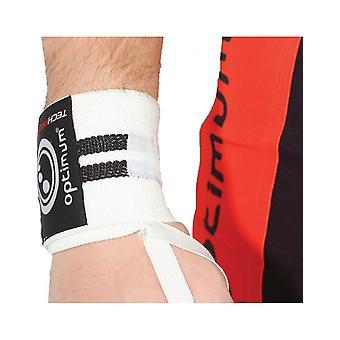 Optimum Sport Techpro X14 Wrist Wraps Woven 2 Way Stretch Injury Protection