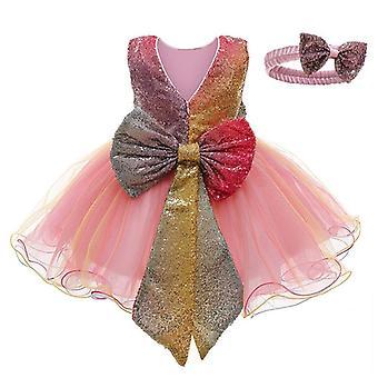 Newborn Baby Princess Dress, Kids Dresses
