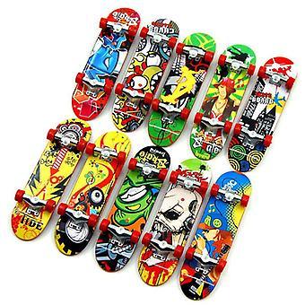 Finger Board Tech Truck, Mini Skateboards, Alloy Stent, Favores de fiesta