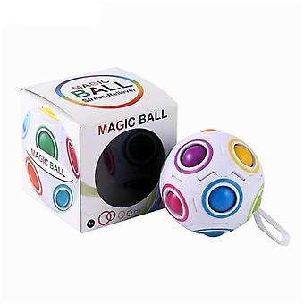 Rainbow Mini Magic Puzzle Ball
