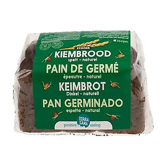 Natural Spelled Sprouted Bread 400 g