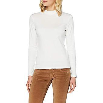 edc by Esprit 080CC1K327 T-Shirt, White (110), M Woman