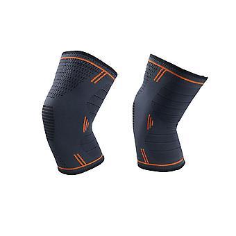 1 Paar Kniepolster Sport Fitness bequem atmungsaktive Gelenk protektor
