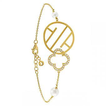 Bracelet Femme Jourdan AJF170009B - JULIETTE  - Argent Dor�
