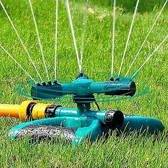Садовый спринклер автоматический 360 градусов вращающаяся система полива cai1349