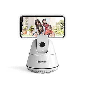 Varten SriHome SH006 Auto Smart Shooting Selfie Stick 360 Rotation Auto Face Tracking Object Tracking vlog WS29351