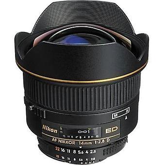 Nikon af fx nikkor 14mm f/2.8d ed ultra laajakulma kiinteä zoom linssi w / automaattinen tarkennus-nikon dslr kamerat