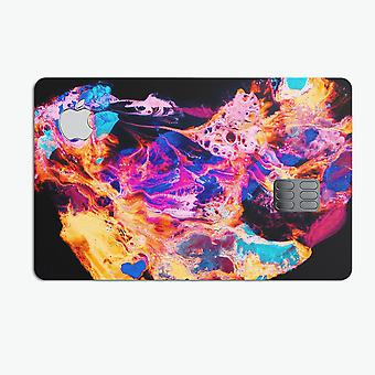 Liquid Abstract Paint V74 - Premium Protective Decal Skin-kit For The