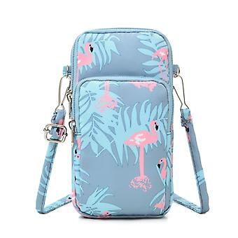 Women Crossbody Mini Cell Phone Bag With Strap