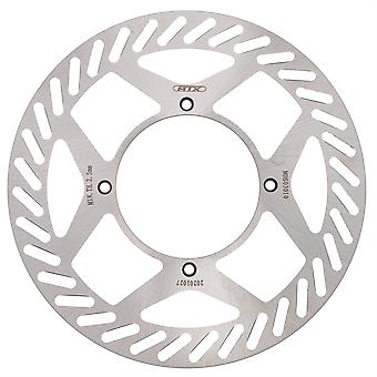MTX Performance Brake Disc Front/Solid Disc for Kawasaki KX250 1989-2002