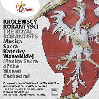 Borek / Gorczycki / Lublina / Galonski - Musica Sacra of the Wawel [CD] USA import