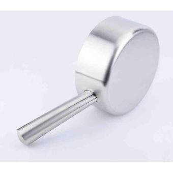 Spot Stainless Steel Long-handled Spoon Thickened Water Bailer Kitchen Spoon Thick Shatterproof Household Water Shell Water Scoop