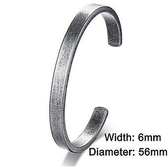 Bangle Stainless Steel Bracelet(83388)
