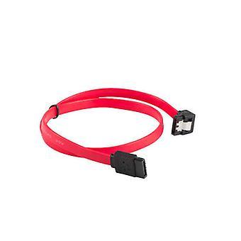 SATA III Kabel Lanberg CA-SASA-13CU-0050-R 0,5 m Rot