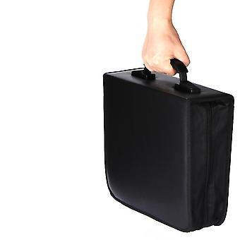 Vcd/cd/dvd Organizer And Storage Bag