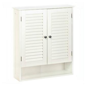 Accent Plus Shutter Door Wall Cabinet, Pack of 1