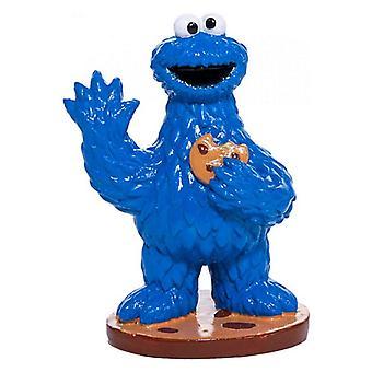 "Penn Plax Sesame Street Cookie Monster Ornament Mini 2.1"" - 1 räkning"