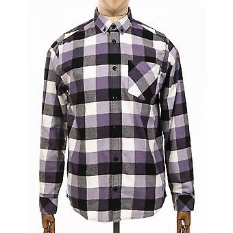 Carhartt WIP Keagan Shirt - Fatsoenlijk Paars