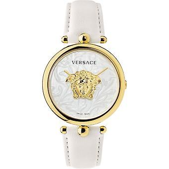 ヴェルサーチ VECO01320 女子パラッツォエンパイア バロッコ レザー ストラップ 腕時計