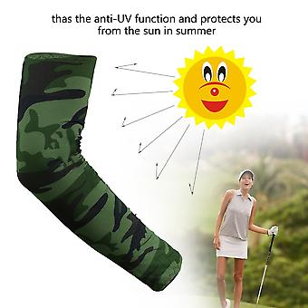 Riding Sunscreen Cuff Oversleeve Breathable Cotton Fibers Sunscreen Sleeves