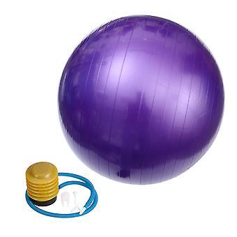 65cm 800g profesjonell anti burst stabilitet yoga ball balansere devcie treningsverktøy for fitness gym treningsøkter med pumpe luftklemme stopper