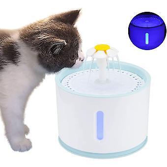 2.4l vízadagoló automata macskavíz adagoló