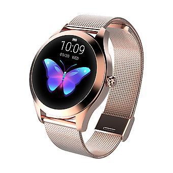 Smart Watch Ladies Ip68 impermeable podómetro frecuencia cardíaca