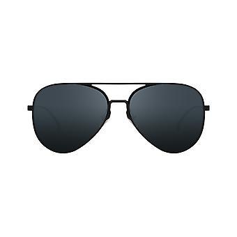 Aviator Solbriller Xiaomi Tyj02ts Beskyttelse Uv400 (svart)