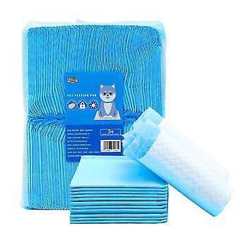 50pcs 100pcs Welpen leckagesicher Pee Pad Sthickened starke absorbierende Pet Windeln