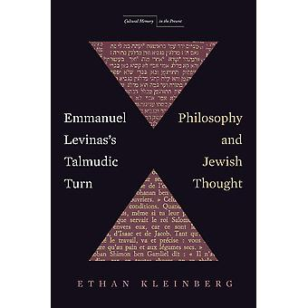 Emmanuel Levinas's Talmudic Turn