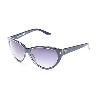 Just Cavalli Women's Cat Eye Sunglasses Dark Blue