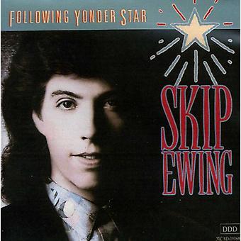 Skip Ewing - Following Yonder Sta [CD] USA import