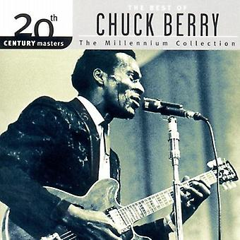 Chuck Berry - Millennium Collection-20th Century Masters [CD] USA import