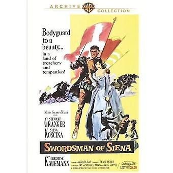 Fekter Siena (1962) [DVD] USA import