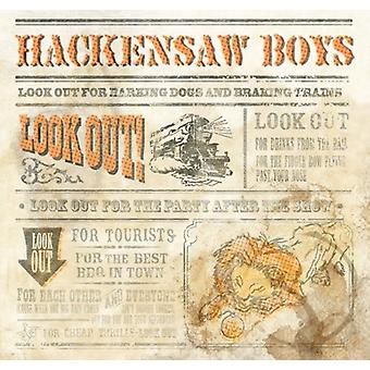Hackensaw Boys - Look Out [CD] USA import
