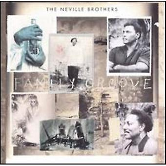 Neville Brothers - Family Groove [CD] USA importare