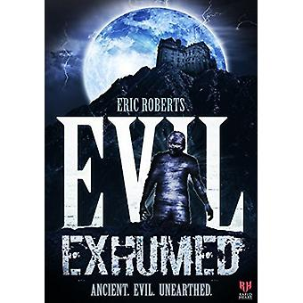 Evil Exhumed [DVD] USA import