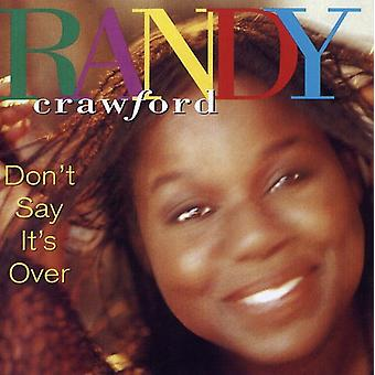 Randy Crawford - de Don't Say It plus import USA [CD]
