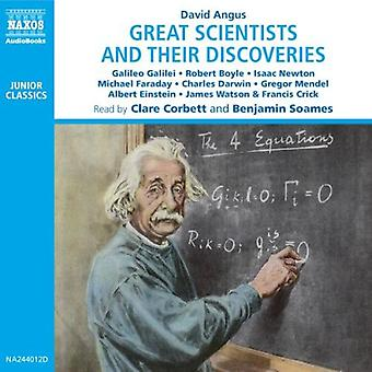 David Angus - Science & Scientists [CD] USA import