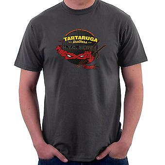 Tartaruga Brothers Teenage Mutant Ninja Turtles Raphael Men's T-Shirt