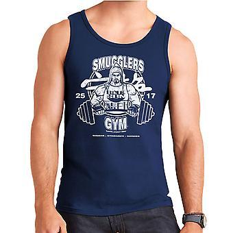 Jayne Smugglers Gym Serenity Firefly Men's Vest