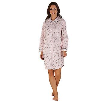 Slenderella růžová bavlna 38
